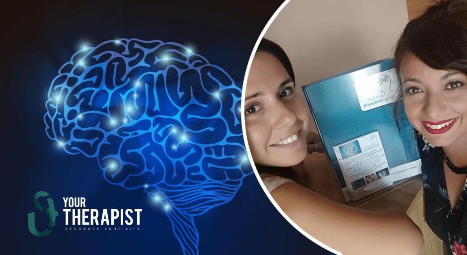 Ζερβακάκη Μαρία- Ζερβάκη Ράνια ''Σκοπός της Νευροανάδρασης είναι να εκπαιδεύσει τον εγκέφαλο''